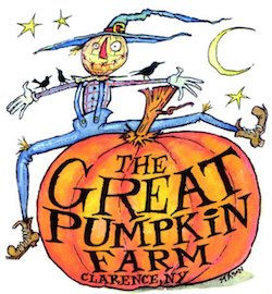 Great Pumpkin Farm Fall Festival, Clarence, NY, Welcome 716