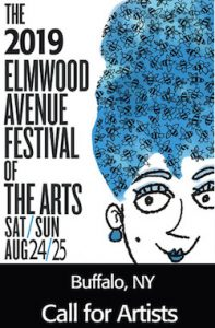 Elmwood Avenue Festival of the Arts 2019