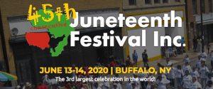 Juneteenth Festival 2020, Buffalo, NY event