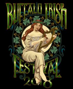 Buffalo Irish Festival logo