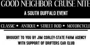 good neighbor cruise nite logo