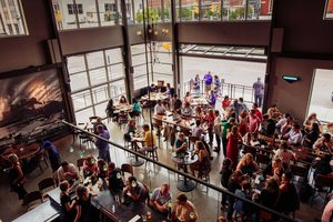 Speed Dating Event, Big Ditch Brewing Company