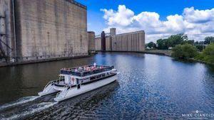 Buffalo River History Tours-harborqueen