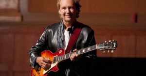 Lee Ritenour at Buffalo State
