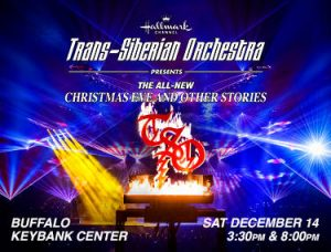 Trans-Siberian Orchestra 2019, KeyBank Center