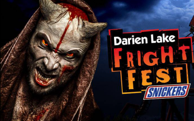 Darien Lake Fright Fest 2018
