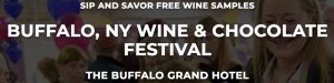 Buffalo Wine & Chocolate Festival, Buffalo Grand Hotel
