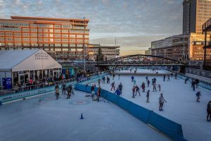 Canalside Ice Skating & Curling