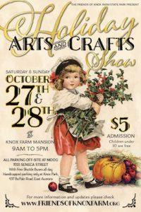 Holiday Arts and Crafts at Knox Farm
