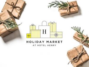 Holiday Market at Hotel Henry, Christmastime in Buffalo