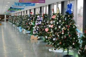 Niagara Power Project Festival of Trees
