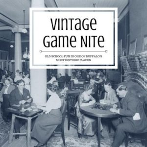 Vintage Game Nite