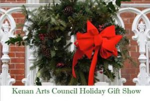 Kenan Arts Council Holiday Gift Show