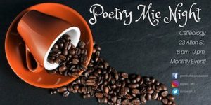 Poetry Mic Night