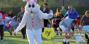 Spiked Adult Easter Egg Hunt