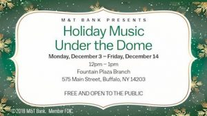 Holiday Music Under the Dome