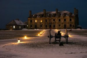 Castle by Candlelight, Old Fort Niagara