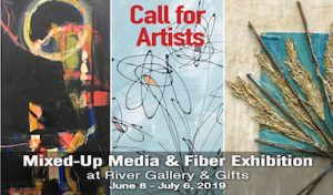 Mixed-Up Media & Fiber Exhibition