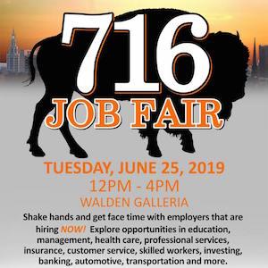 Job Fair at the Walden Galleria