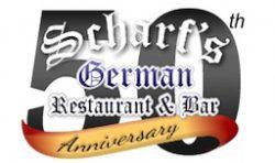 Scharf's German Restaurant & Bar