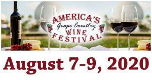 America's Grape Country Wine Festival at Chautauqua County Fairgrounds