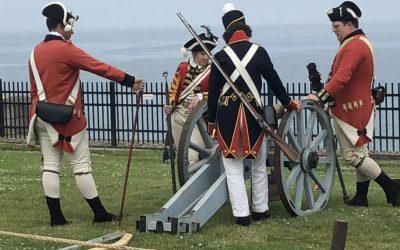 Visiting Old Fort Niagara
