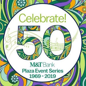 M&T Plaza Event Series 50 Years