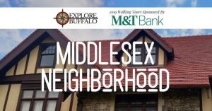 Middlesex Neighborhood History, Explore Buffalo
