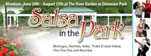Salsa in the Park 2019, Delaware Park