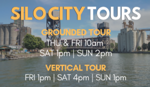 Silo City Tours, Explore Buffalo