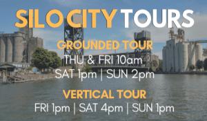 Silo City Tours, Explore Buffalo