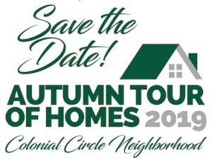 Autumn Tour of Homes 2019, Buffalo, NY