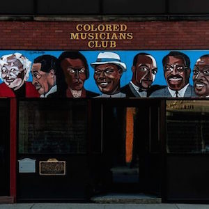 Colored Musicians Club, Buffalo, NY