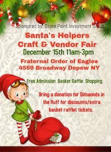 Santa's Helpers Craft & Vendor Fair