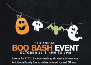 Boo Bash Event at Fashion Outlets of Niagara Falls USA, Halloween Event