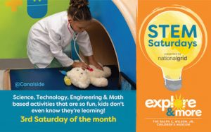 STEM Saturdays at Explore & More Children's Museum, Buffalo, NY, Welcome 716
