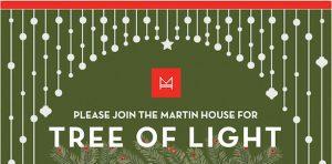 Martin House Tree of Light, Frank Lloyd Wright's Martin House
