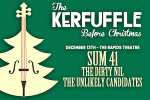 The Kerfuffle Before Christmas Night Two, The Rapids Theatre