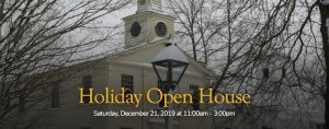 Genesee Country Village & Museum Holiday Open House
