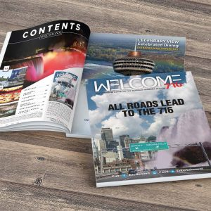 Welcome 716 Hardcover Guide