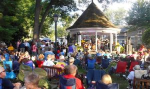 Blue Monday Concert Series, Hennepin Park Gazebo, Lewiston, NY