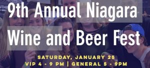 Niagara Wine and Beer Fest, Kenan Center, Welcome 716