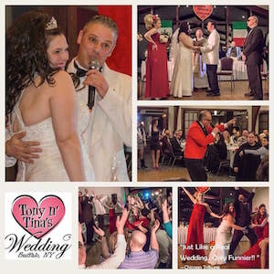 Tony 'n Tina's Wedding at the Lancaster Country Club, Welcome 716