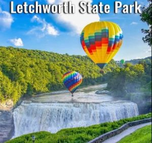 Balloons Over Letchworth, Letchworth State Park, Welcome 716