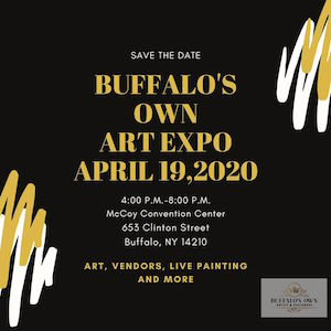 Buffalo's Own Art Expo, Welcome 716
