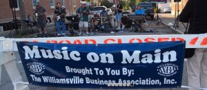 Music on Main in Williamsville, Williamsville, NY, Welcome 716