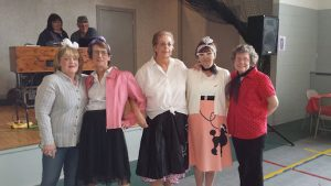 Travel to the 1950s, Old Fashioned Sock Hop, Welcome 716