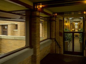 Wright Night, Frank Lloyd Wright's Martin House, Welcome 716