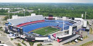 New Era Stadium Tour, New Era Field, Orchard Park, NY, Buffalo Bills Stadium, Welcome 716