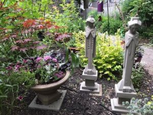 Williamsville Garden Walk, Williamsville, NY, Welcome 716